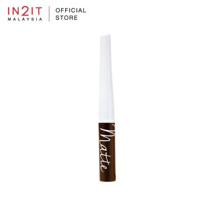 IN2IT Matte Lasting Liquid Eyeliner (LLM)