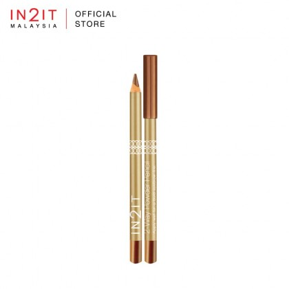 IN2IT 2-Way Powder Eyebrow Pencil (PP)