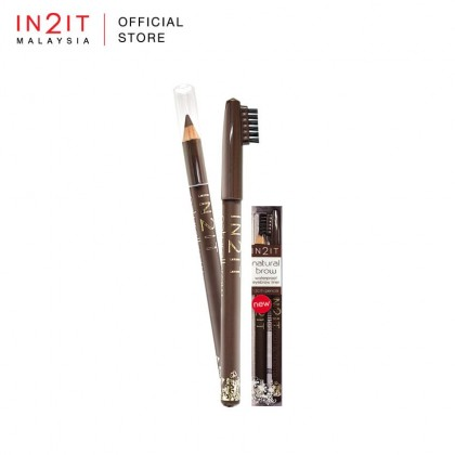 IN2IT Natural Brow Waterproof Eyebrow Liner (NBT)