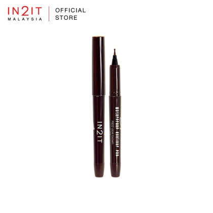IN2IT Sphere Waterproof Eyeliner Pen (PS)