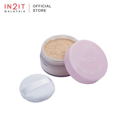 IN2IT UV Cover Smooth Loose Powder VPL 01 Natural