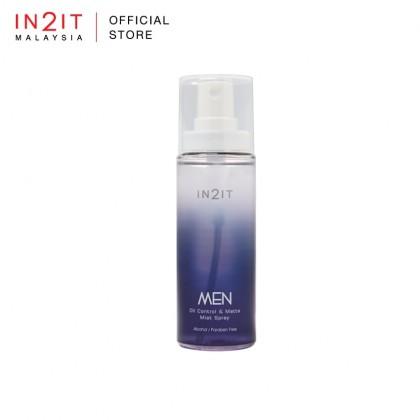 IN2IT Men Oil Control & Matte Mist Spray 50ML (MSM)